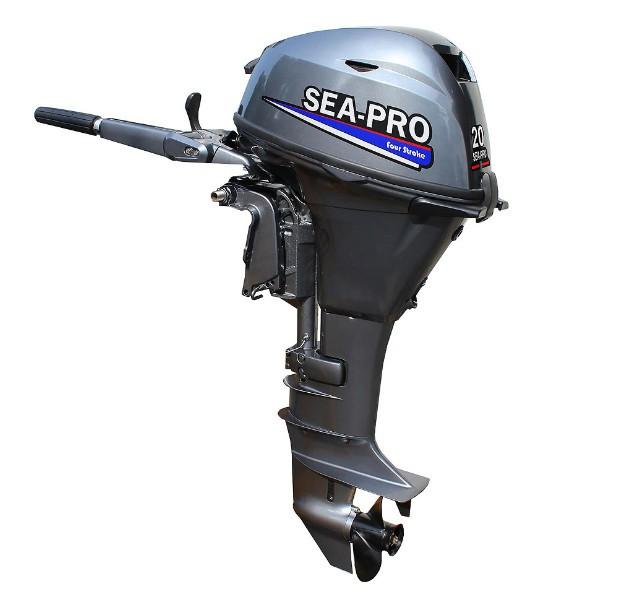 лодочный мотор sea pro москва